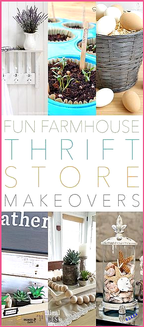 Fun Farmhouse Thrift  Fun Farmhouse Thrift