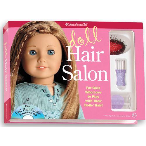 American Girl Publishing Doll Hair Hair Salon American Girl Doll Hairstyles