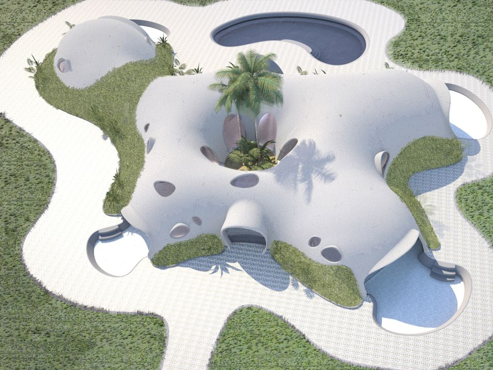 A Wild Proposal for Domed Houses Made of Inflated Concrete | With costs  starting at $3,500