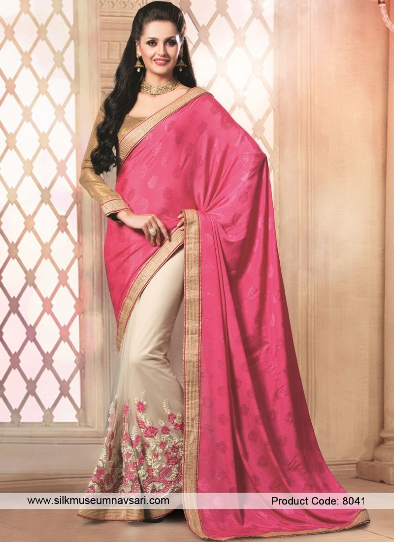 pink saree - Google Search | Eastern Beauty | Pinterest