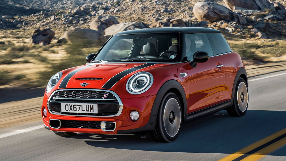 Official 2019 Mini Cooper Hardtop and Convertible are