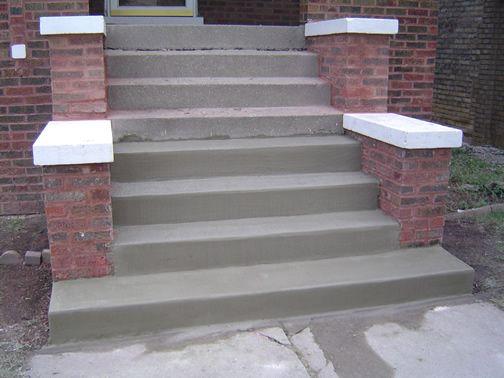 Best Concrete Stairs Exterior Pinterest Tags Concrete 400 x 300
