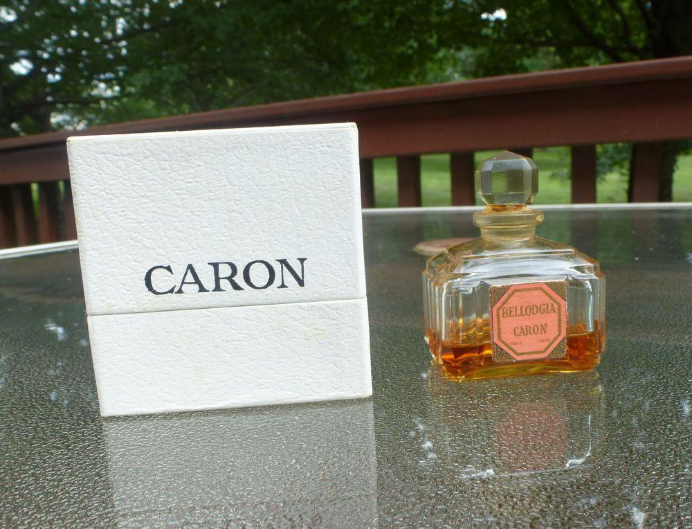 Vintage Bellodgia Caron Perfume with Box - Paris France  #BellodgiaCaron