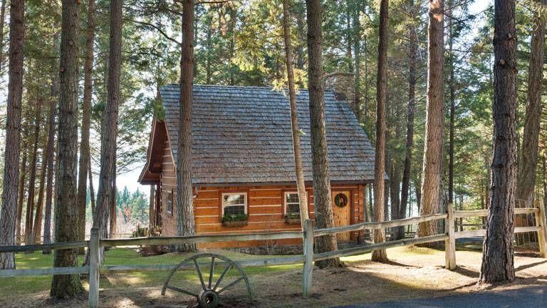 Jack Hanna's Montana Log Cabin Getaway | Cabin, Log cabin ...
