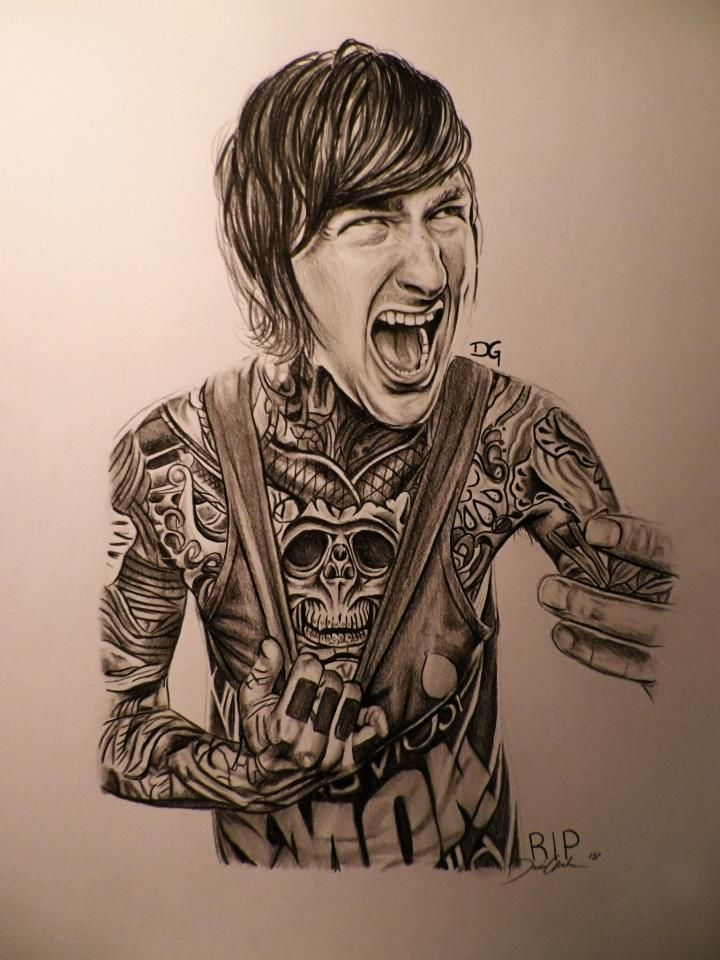Rest In Peace, Mitch Lucker, Vocalist Of Suicide Silence ...
