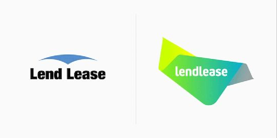 Lend Lease rebrands to become Lendlease with a new \u201cfluid and