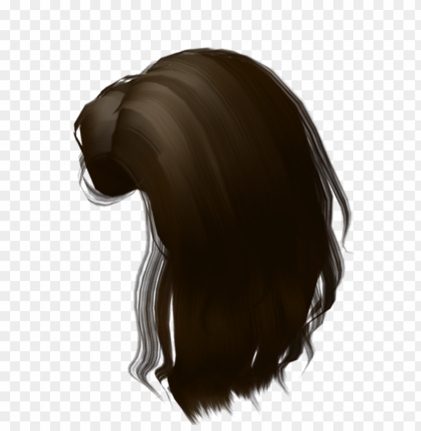 Free Roblox Brown Hair Png Image With Transparent Background Png Free Png Images In 2020 Brown Hair Clipart Roblox Ball Hairstyles