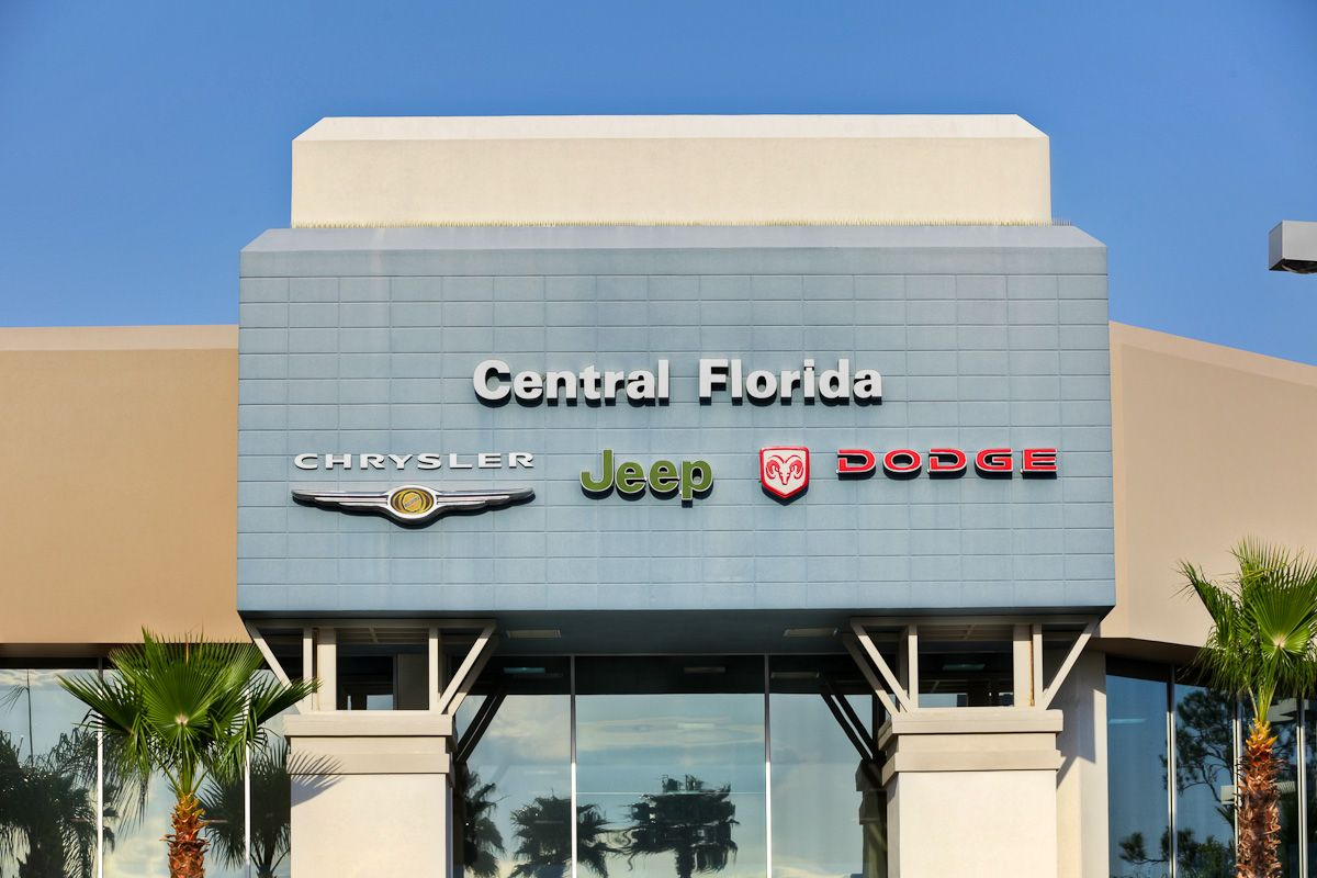 Welcome To Central Florida Chrysler Jeep Dodge Located On The