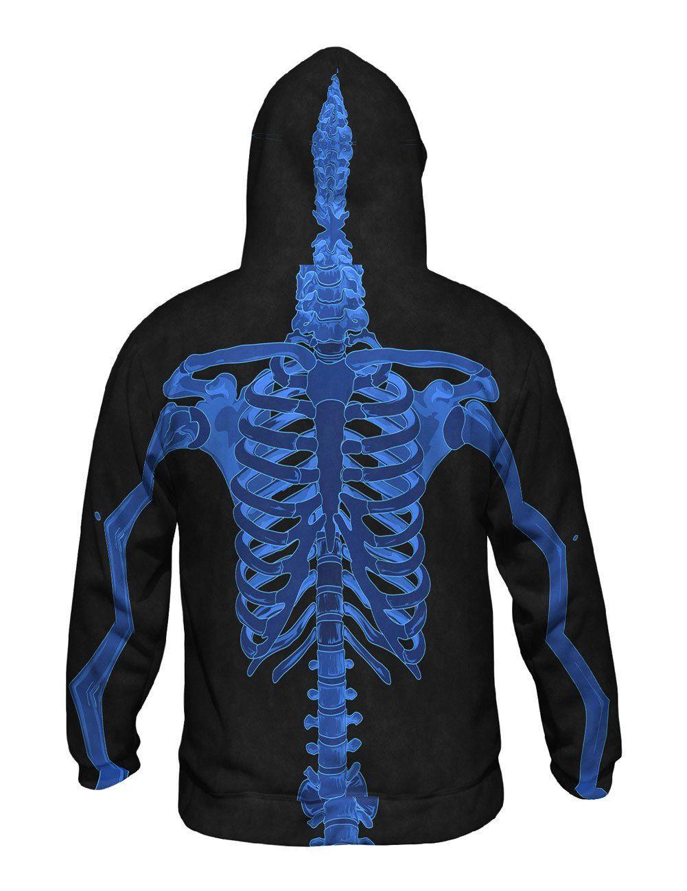 Skeleton Xray Jiggle Sweater hoodie, Hoodies, Sweaters