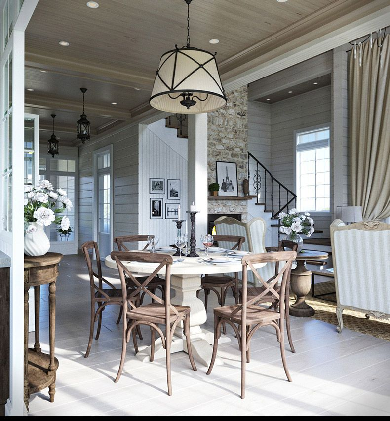 Delightful Provence Apartment Interior Design Style By Denis Svirid Home Design Ideas