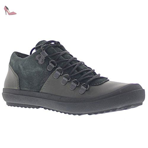 Fly London TIER239FLY, Sneakers Hautes Homme, Gris (DK Grey 009), 42