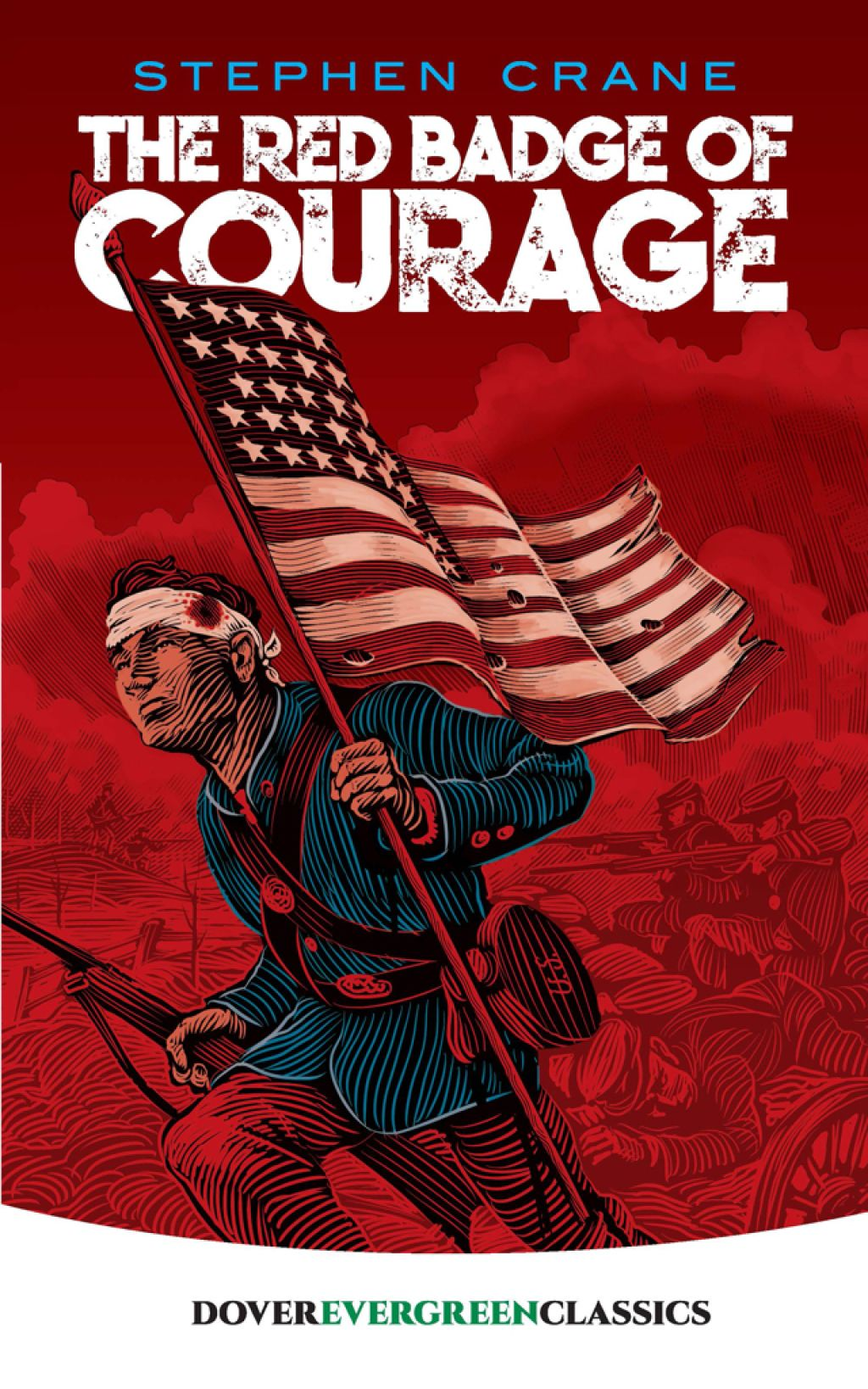 The Red Badge Of Courage Ebook Stephen Crane Badge Favorite Books