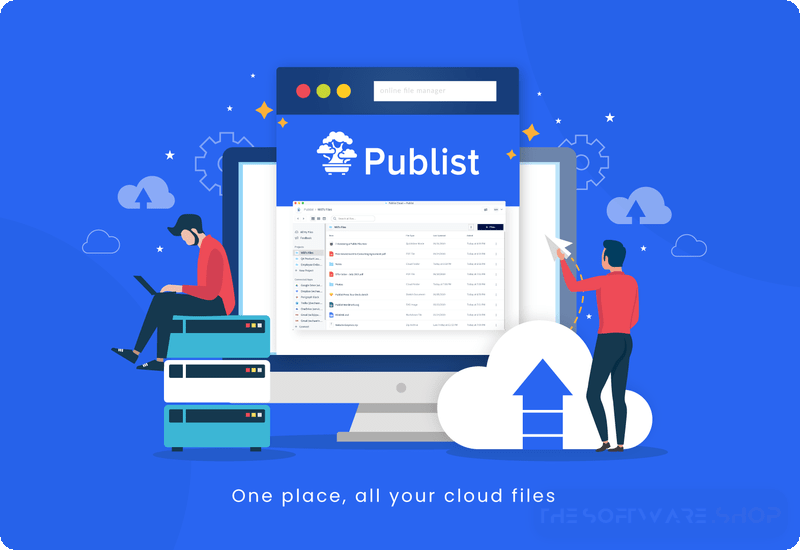 Publist (Rethink) Giveaway Get Over 1TB Redeem Coupon