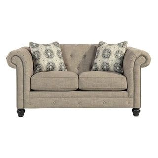 Shop For Signature Design By Ashley Azlyn Sepia Loveseat. Get Free Shipping  At Overstock.com   Your Online Furniture Outlet Store! Get 5% In Rewardu2026