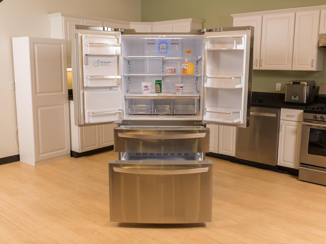 Lg Lmxs30786s Review This Lg French Door Is Our Favorite Fridge