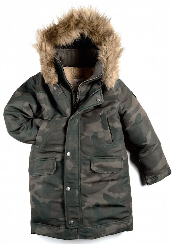 Best Boys Coat for Polar Vortex: The Pratt Down Parka by Appaman ...