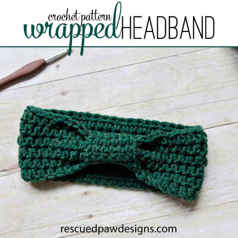 Wrapped Headband