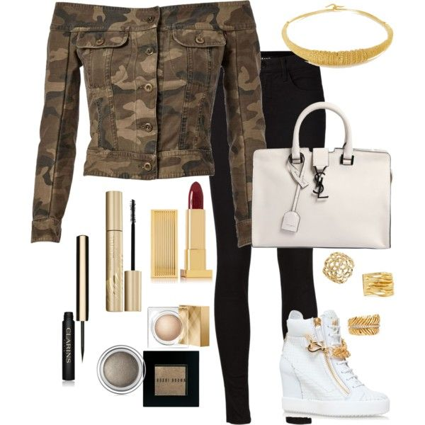 Untitled #281 by julianna-o on Polyvore featuring moda, Faith ...