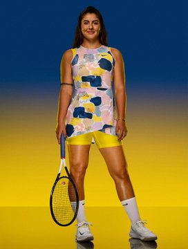 Bianca Andreescu Reveals Nike Outfit For Australian Open 2020 Vibrant Yellow Bodysuit Brings On The Heat Women S Tennis Blog In 2020 Tennis Clothes Nike Tennis Dress Tennis Dress Outfit