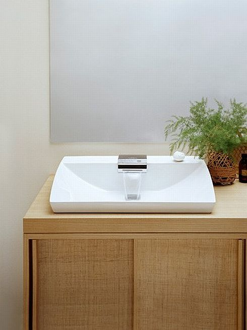 Bathroom Fixtures From Toto Oriental Charm At Its Modern Best