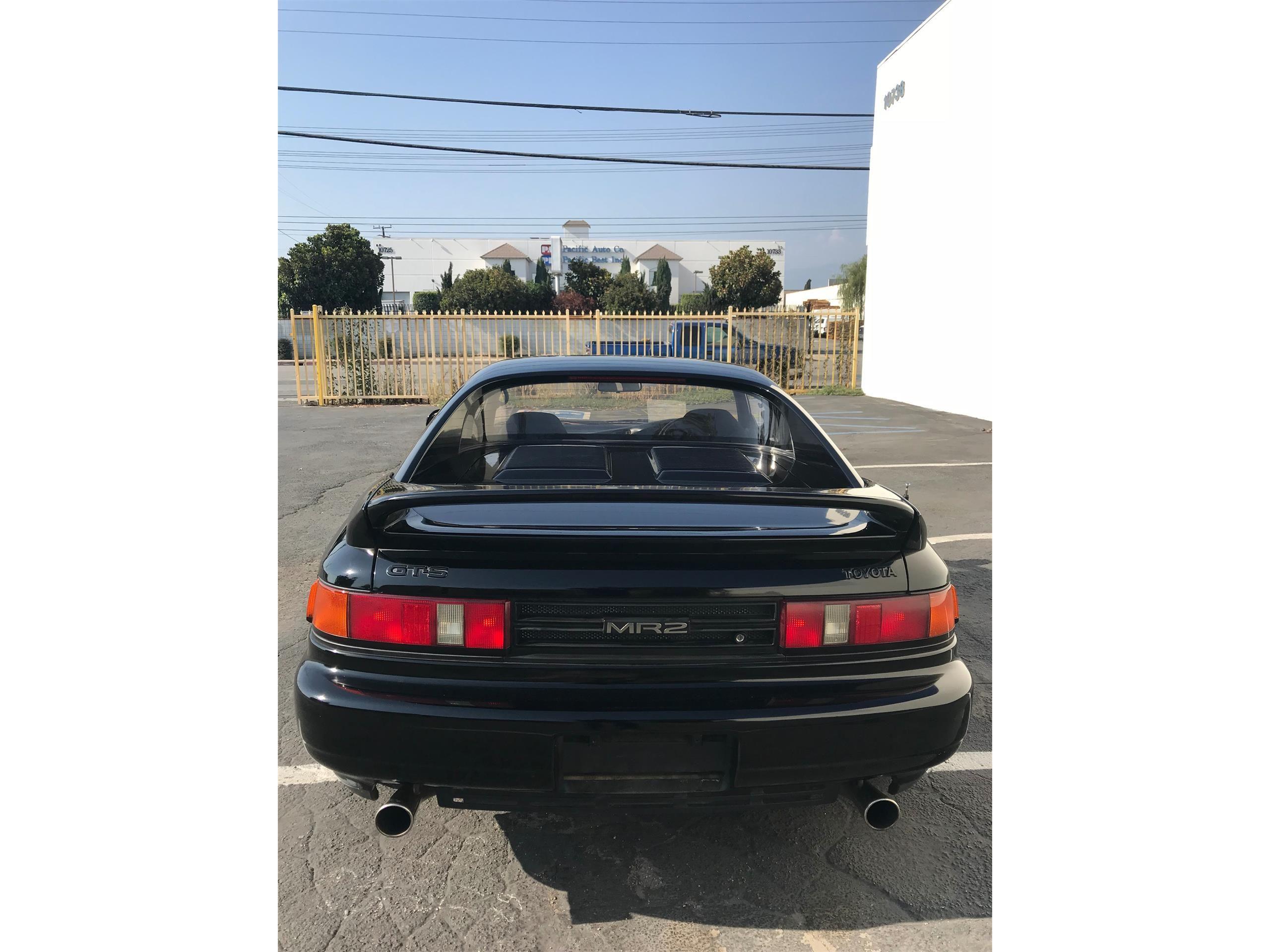 1992 Toyota Mr2 For Sale Listing Id Cc 1163549 Classiccars Com Driveyourdream Mr2 Sr20 Toyota Toyotamr2 Toyota Mr2 Mr2 For Sale Toyota