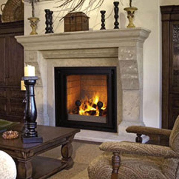 Fireplace design and Wood burning