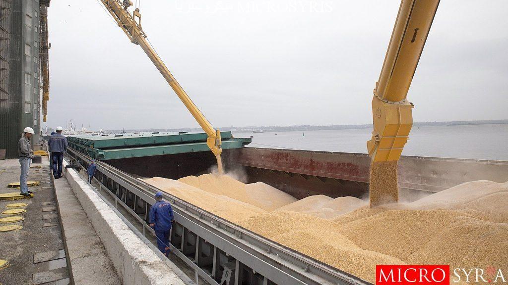 نظام الأسد يوقع عقودا مع تجار محليين لتوريد 1.2 مليون طن من القمح الروسي