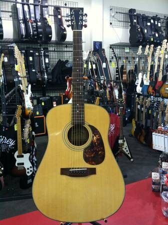 Martin Sigma Dm 2 Dreadnought Acoustic Guitar 200 I Love My