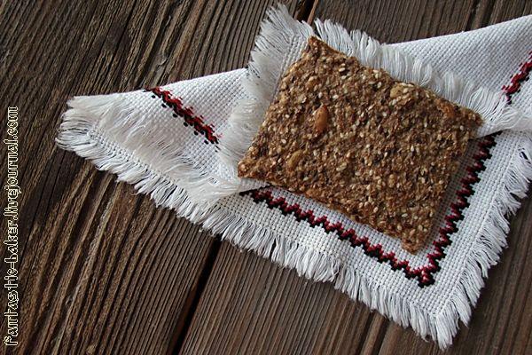 Я и моя хлебопечка - Хрустящие зерновые хлебцы