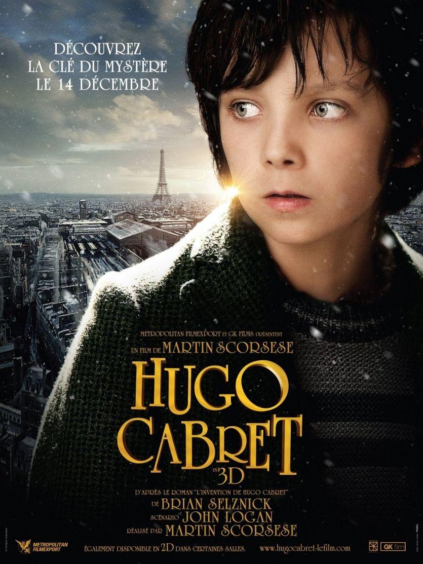 Cinefans Club Hugo Hugo Movie Hugo Cabret Family Movies