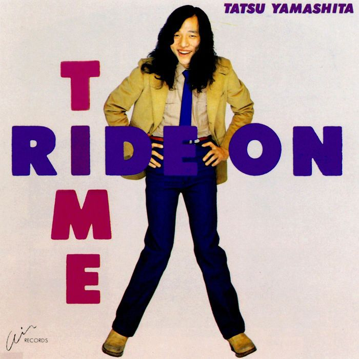 RIDE ON TIME Tatsuro Yamashita Music CD #FarEastAsia