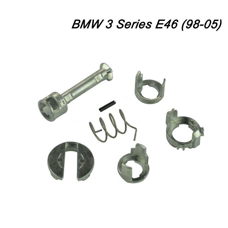 Car Door Lock Cylinder Barrel Repair Kit Front Right Left For Bmw 3 Series E46 1998 2005 Car Door Lock Bmw 3 Series Bmw