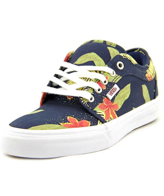 f30527cd0ea VANS VANS CHUKKA LOW ROUND TOE CANVAS SKATE SHOE .  vans  shoes  sneakers