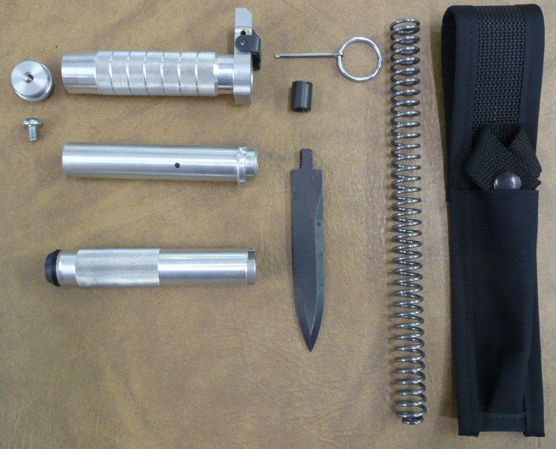Ballistic Knife Parts Kit