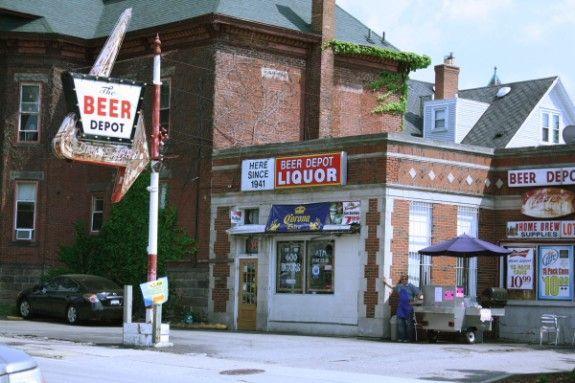 Beer Depot Ann Arbor Michigan Ann Arbor Michigan
