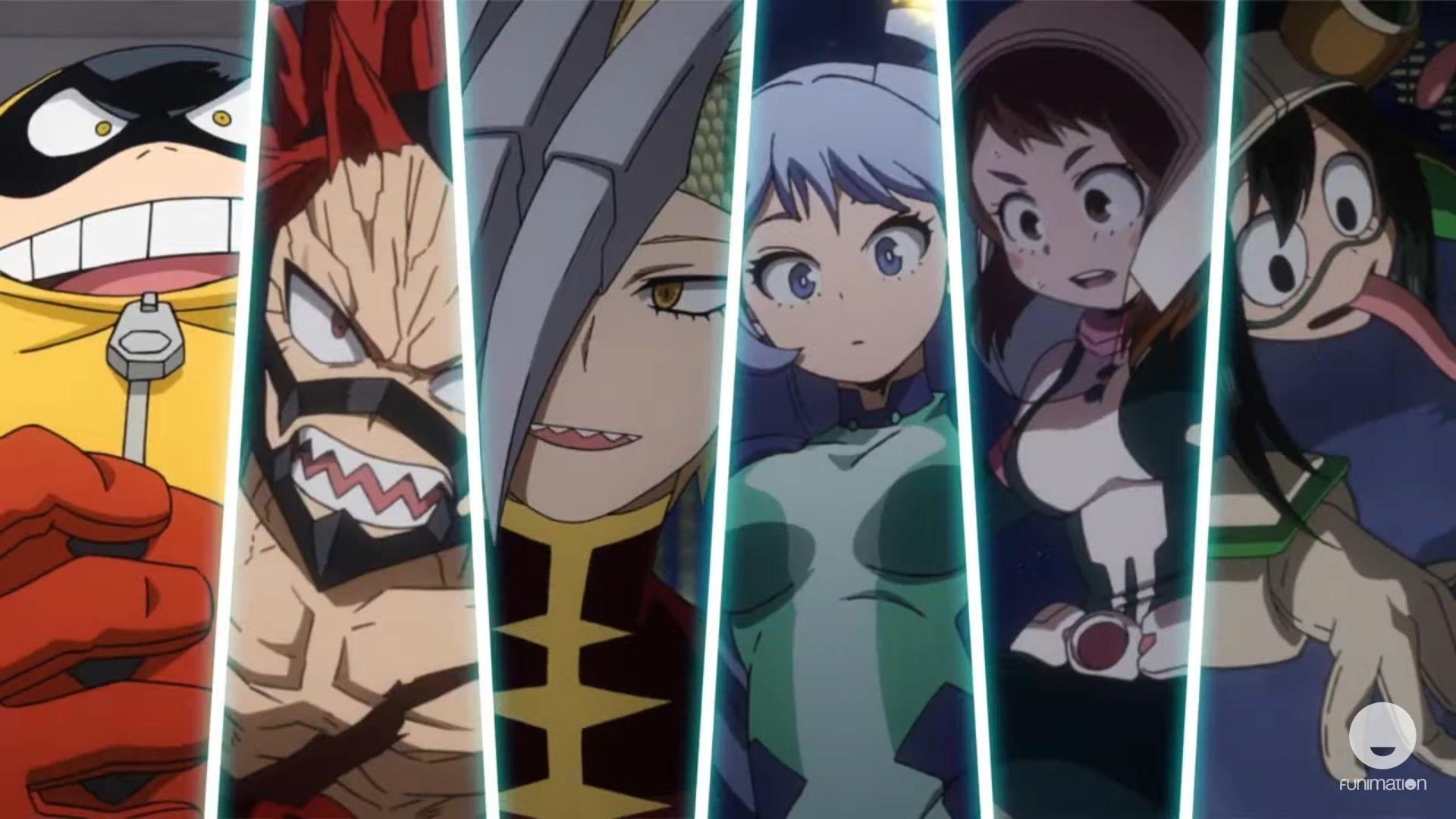 My hero academia, Anime Best action anime, Anime, My