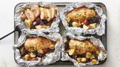 If the weather is nice outside no one has time to do the dishes Enter our bridge   Foil Pack Meals