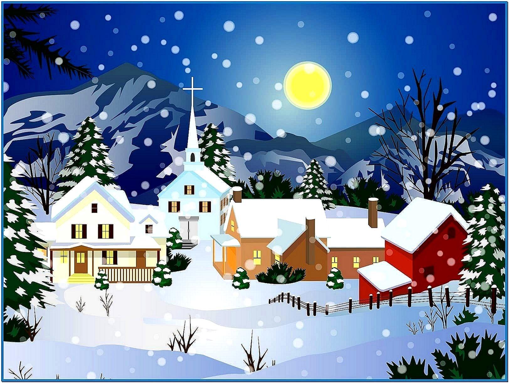 Free Animated Christmas Wallpaper Trick Gambar Selamat Natal Gambar Natal Ucapan Natal