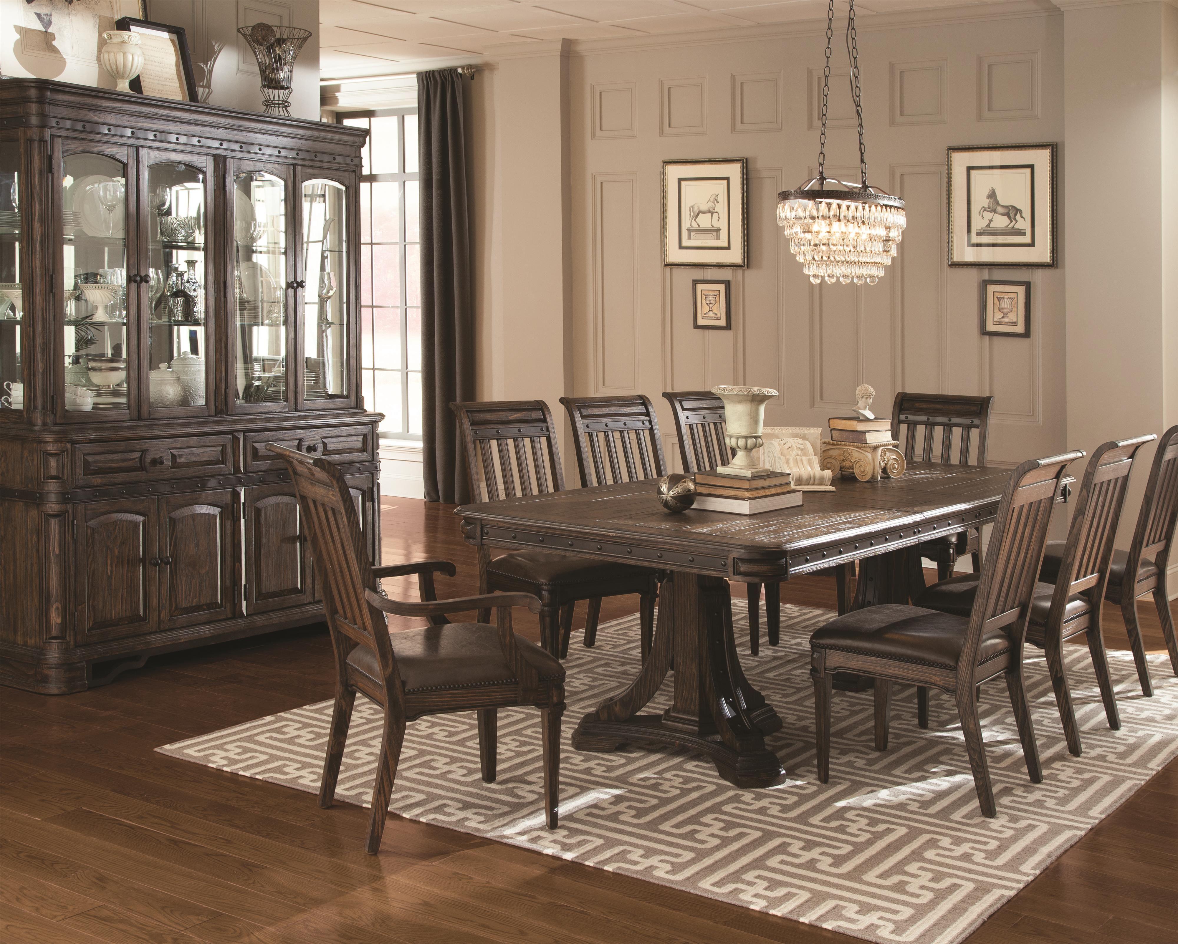 Coaster Carlsbad Formal Dining Room Group