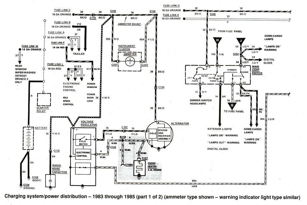 Wiring Schematics 1985 Ford Ranger 4x4 2 8l V6 Google Search Ford Ranger Ford F150 Ford