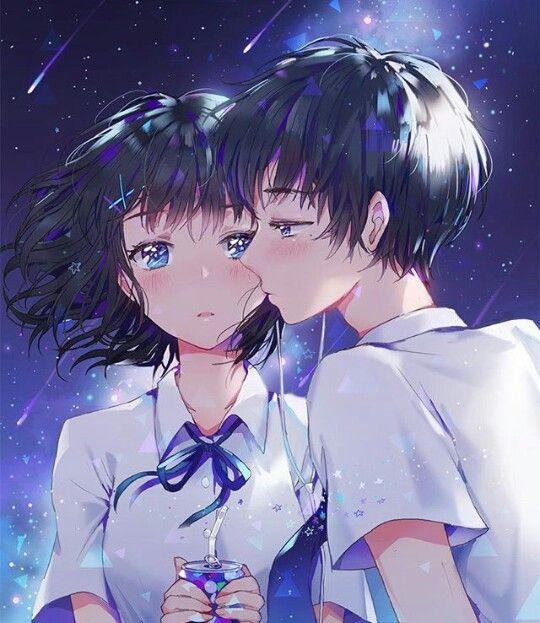 Love cute anime couple anime couples pinterest anime couples love cute anime couple altavistaventures Choice Image