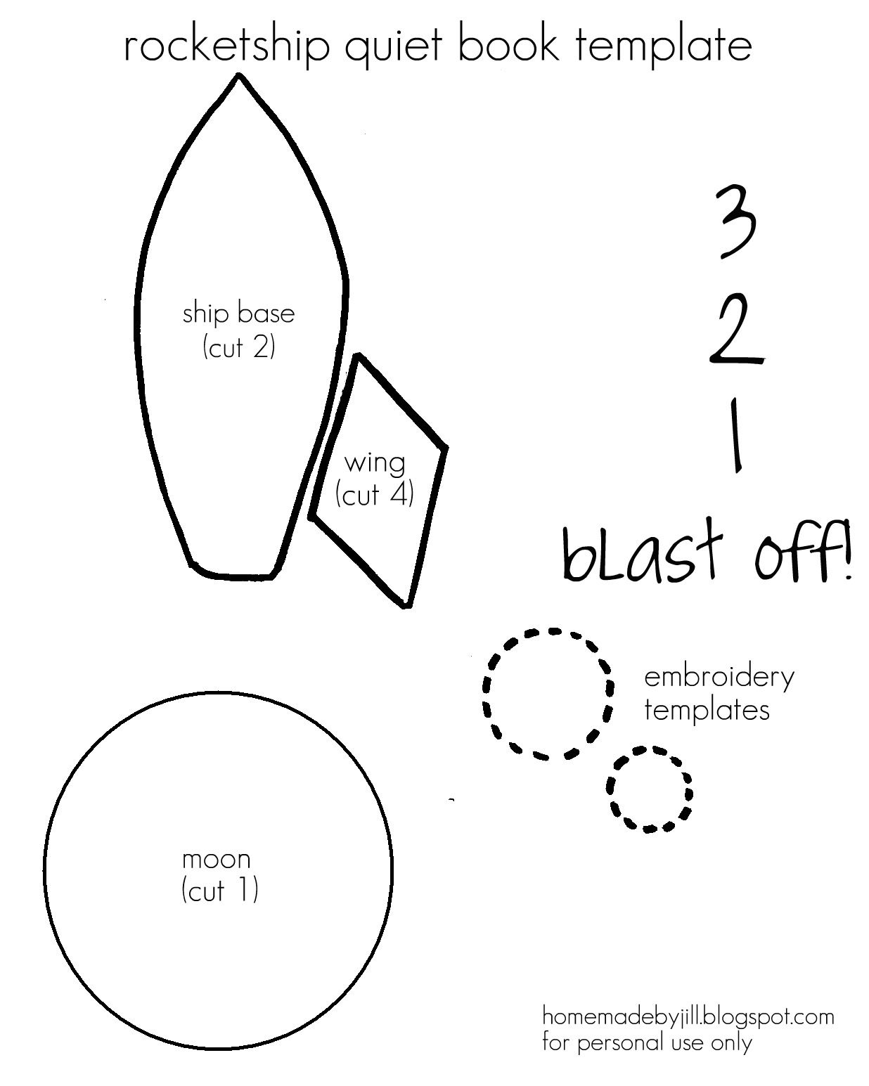 below are some templates from my quiet book print them out as