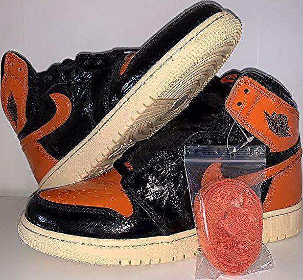 Air Jordan Retro 1 Sbb 3 0 Shattered Backboard Size 5 5 Y Gs