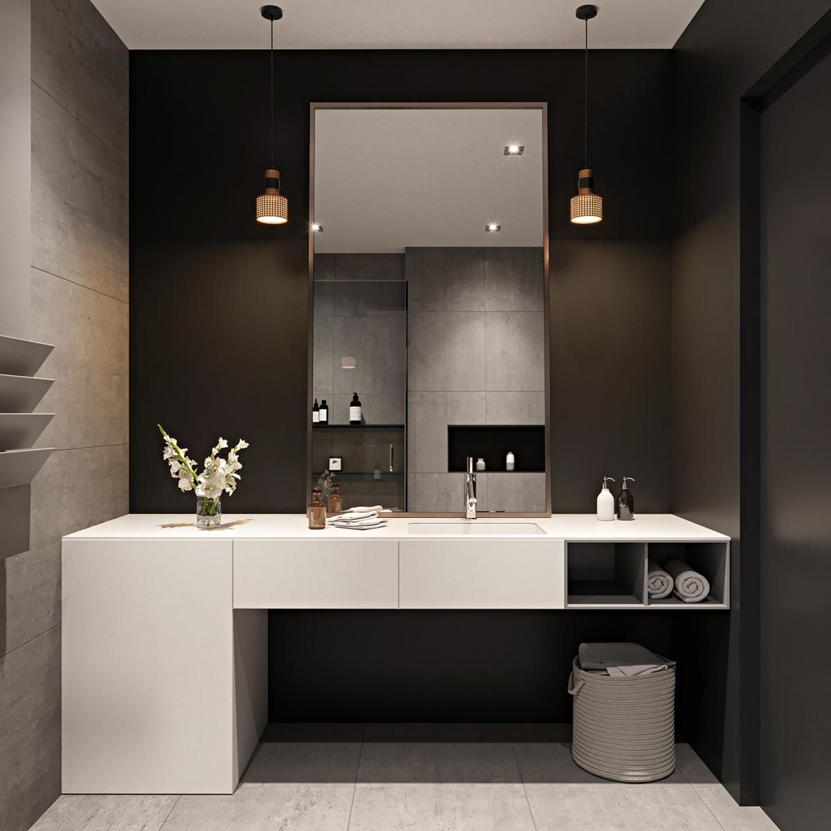 No Matter How Big Your Home You Want To Be Able To Maximize Your Beauteous Maximize Space In Small Bathroom Inspiration Design