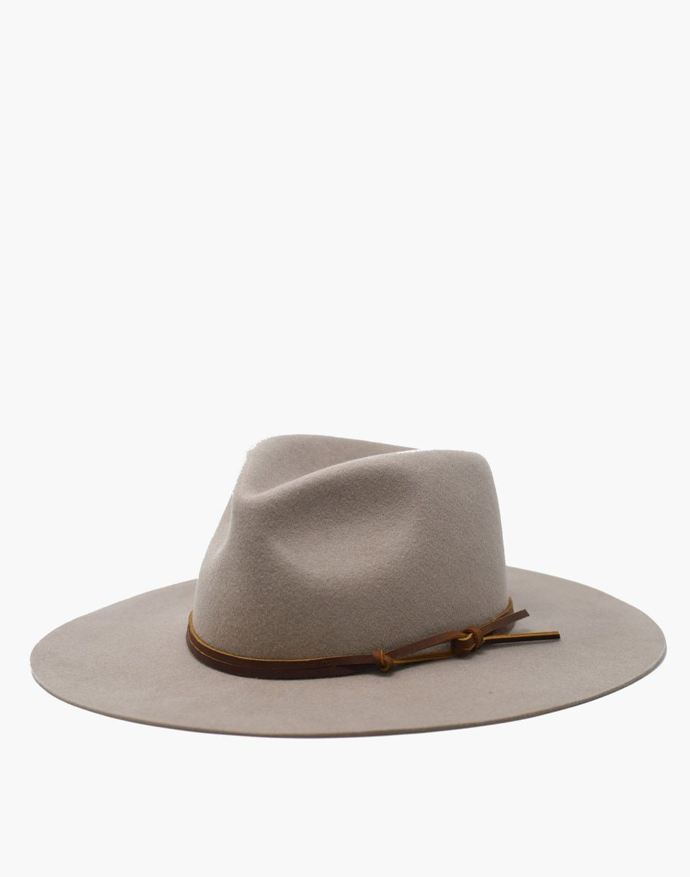 WYETH Wool Logan Rancher Hat