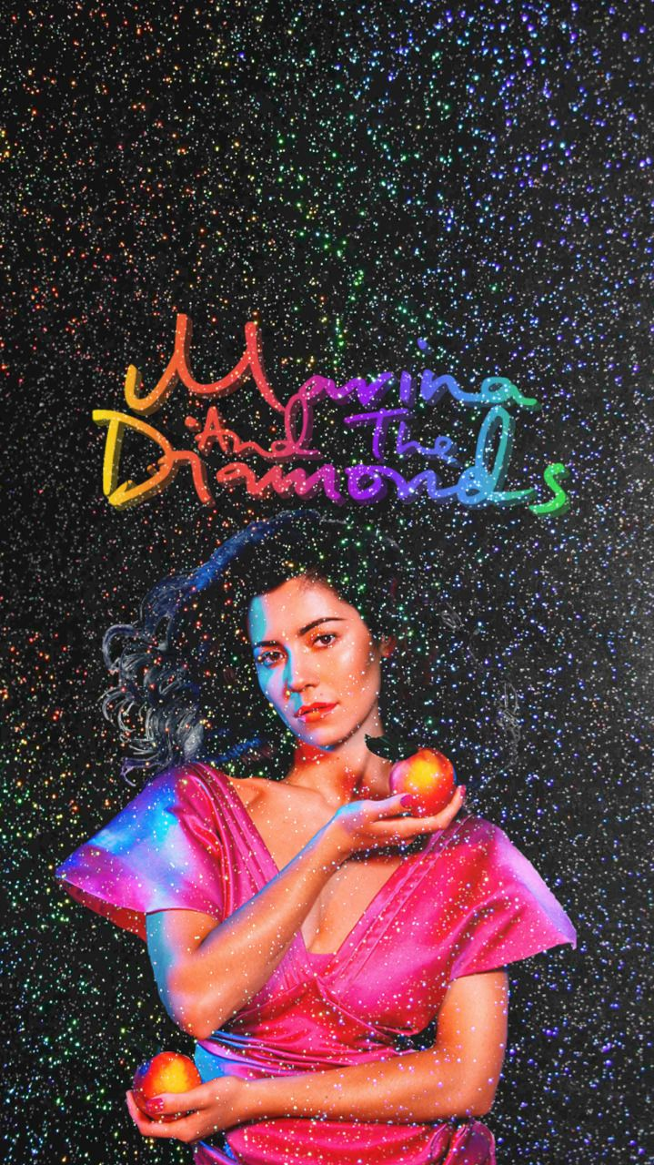 Marina And The Diamonds Iphone 6 Lockscreen Club