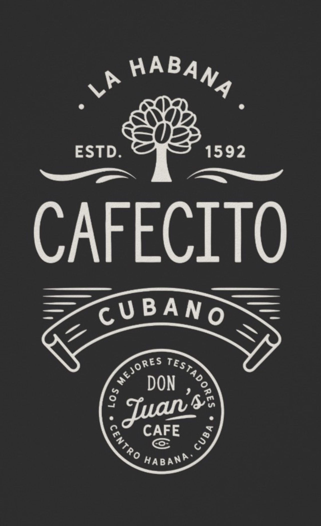 La Habana Cafecito Poster Cafe Cubano By Cuba Junky Vintage Cuban Coffee Badge Logo Label Typography La Habana Cafecit Cuban Coffee Cafe Posters Cafe Cubano
