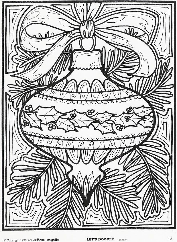 More Let S Doodle Coloring Pages Free Christmas Coloring Pages Printable Christmas Coloring Pages Coloring Books