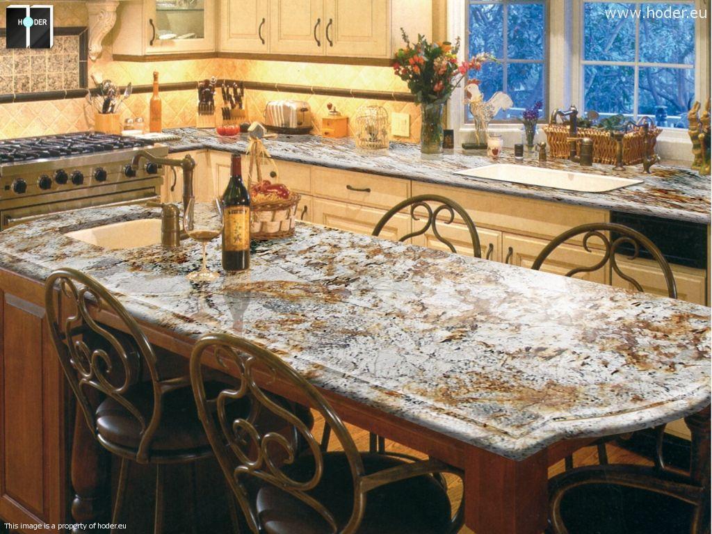 22 Blaty kuchenne granit