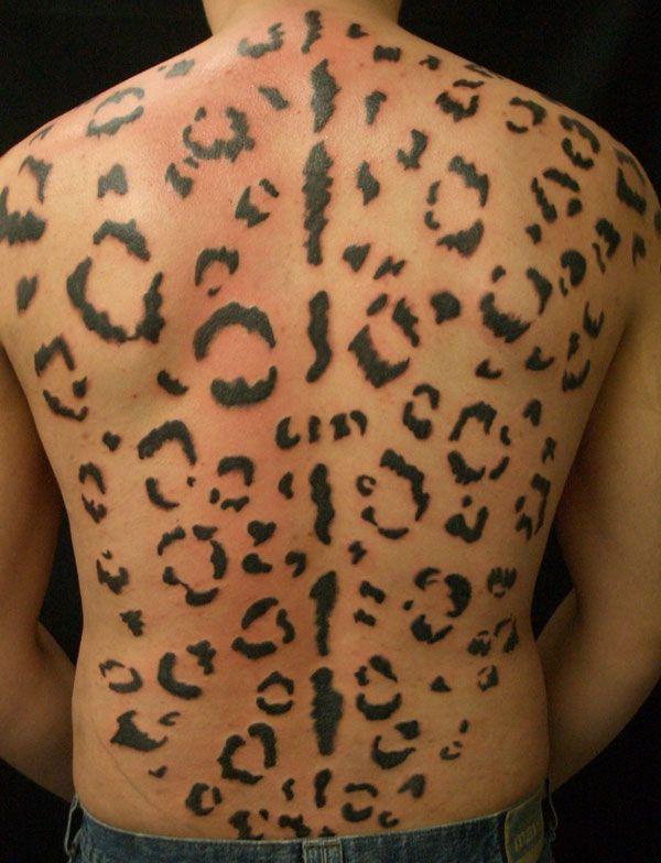 0e68a0248 30+ Cute Cheetah Print Tattoo Ideas - Hative | Tattoo Plans ...